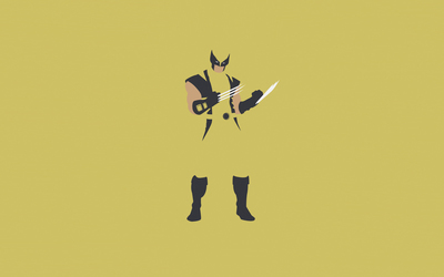 The claws of Wolverine wallpaper