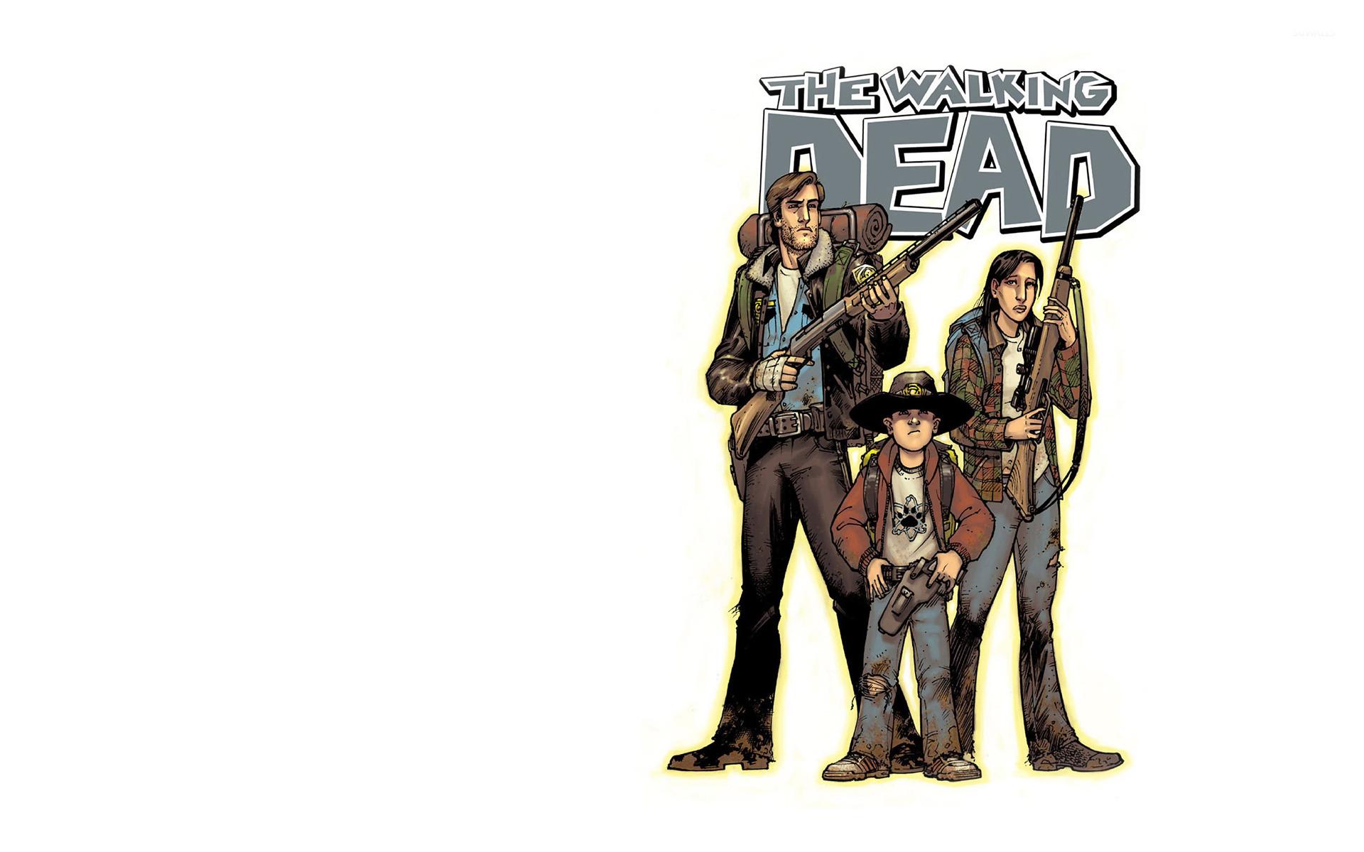 The Walking Dead 9 Wallpaper Comic Wallpapers 15133