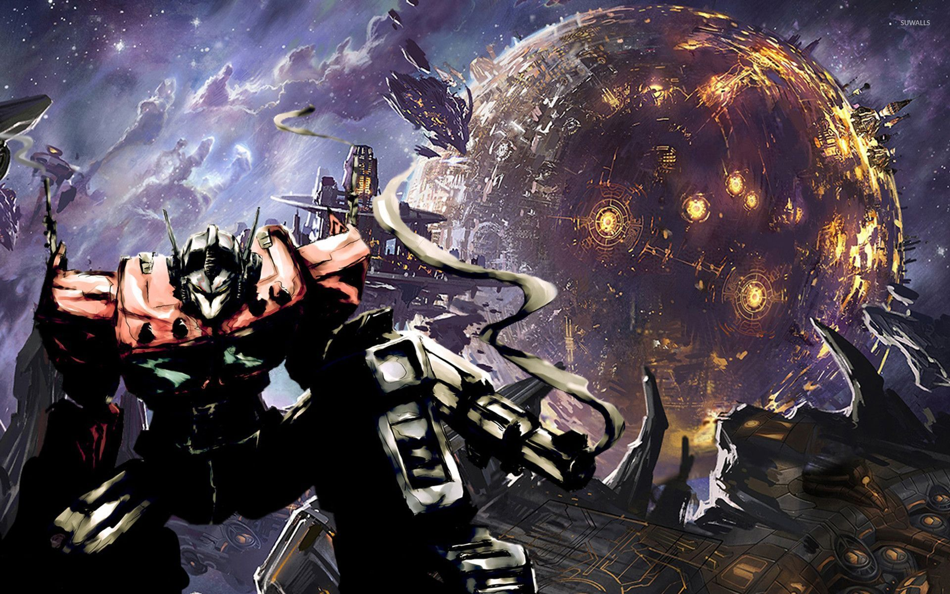 transformers - war for cybertron wallpaper - comic wallpapers - #29392