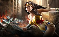 Wonder Woman wallpaper 2560x1600 jpg