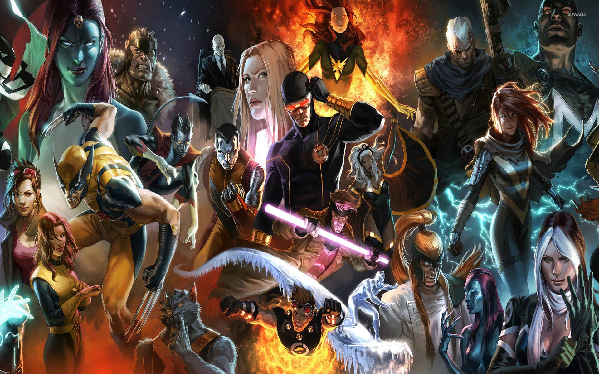 Imagenes De Xmen: Comic Wallpapers