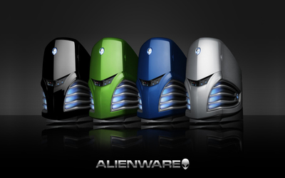 Alienware [30] wallpaper