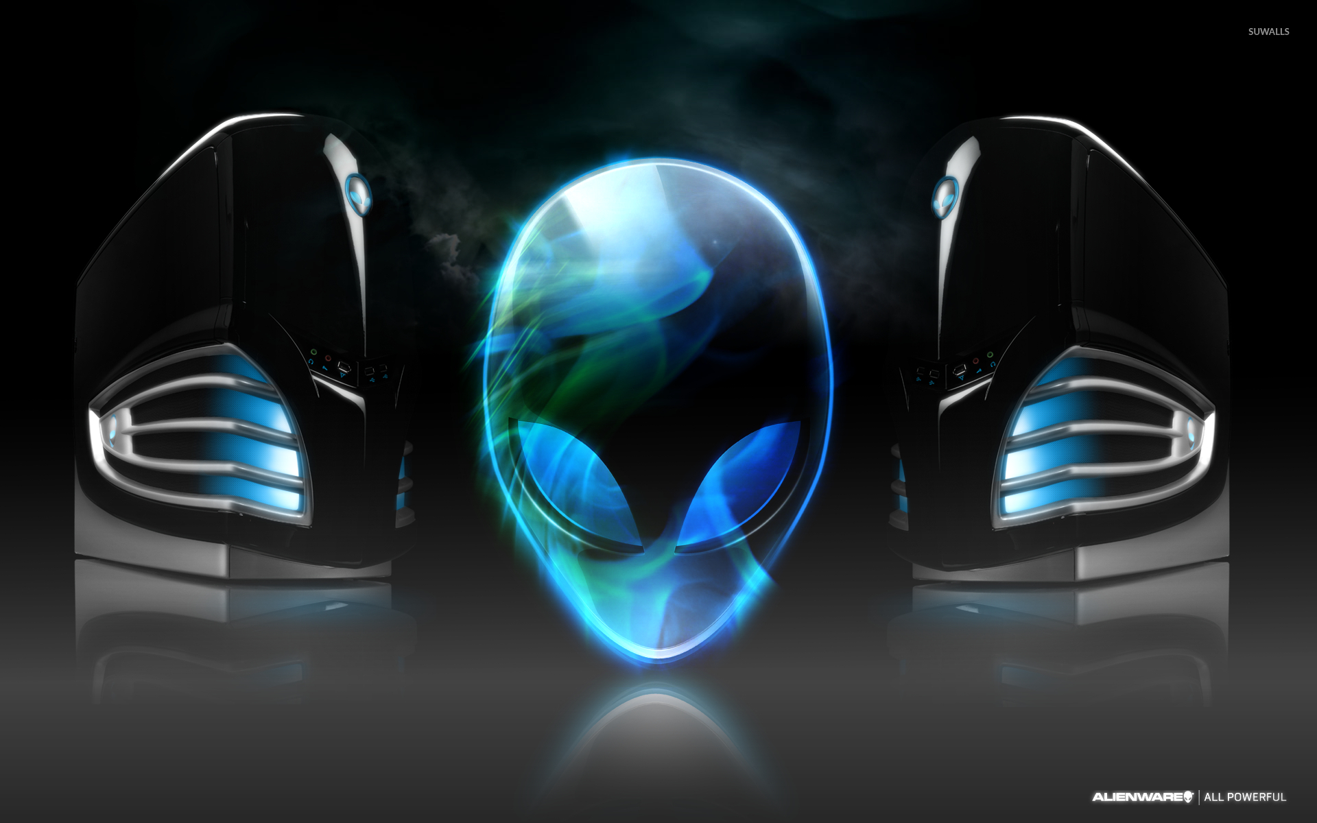 alienware [20] wallpaper - computer wallpapers - #6258