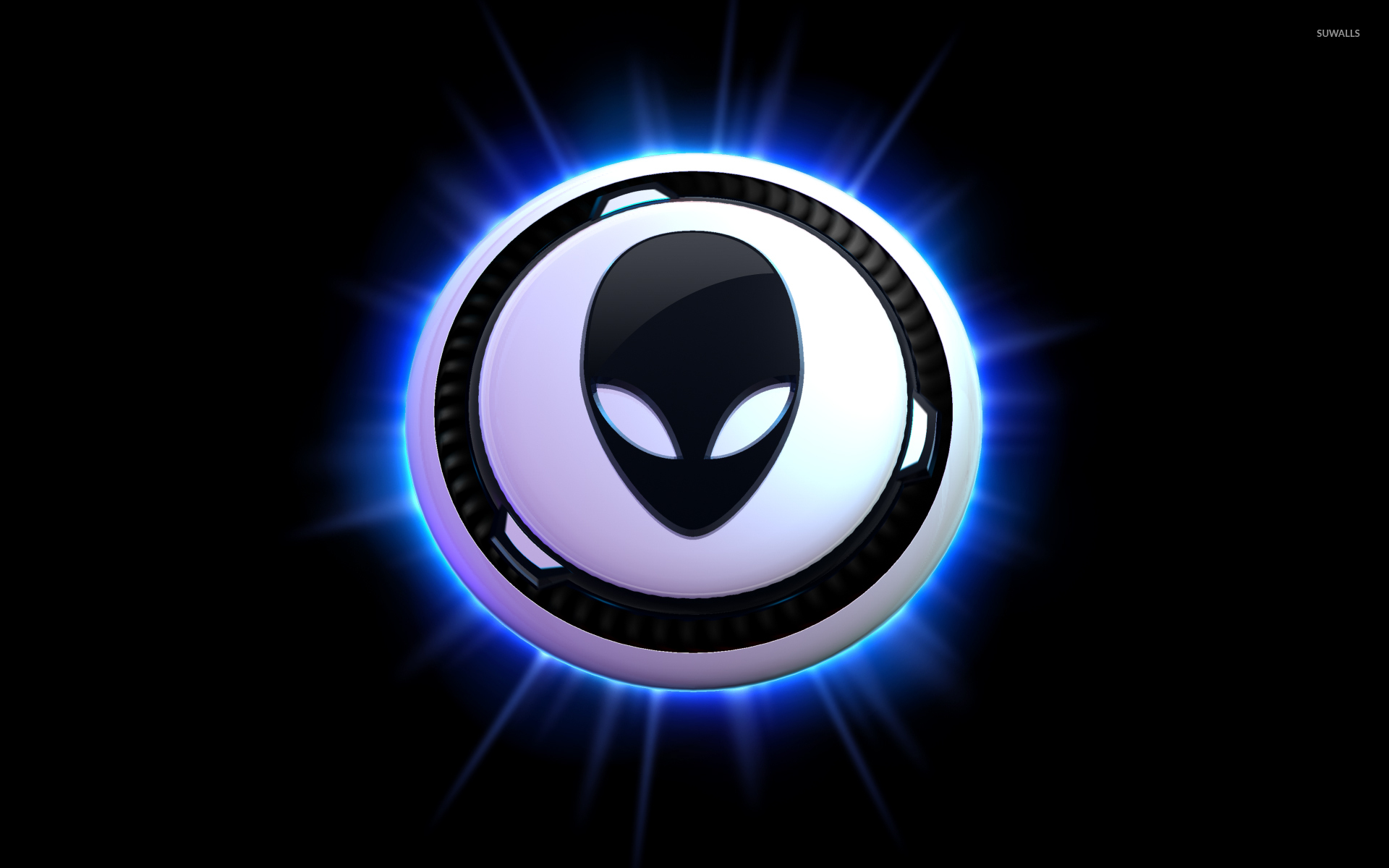 alienware [19] wallpaper - computer wallpapers - #6376