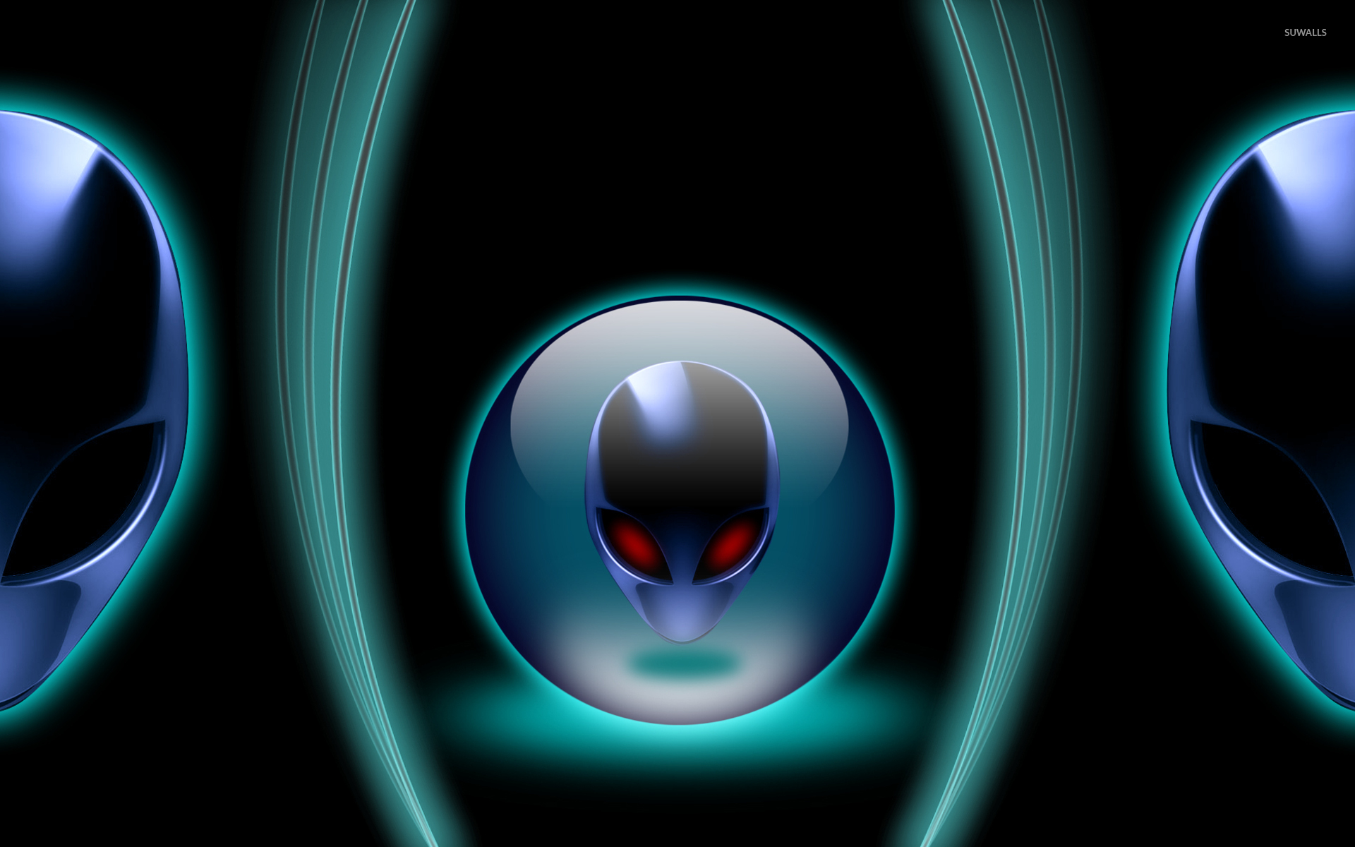 alienware [16] wallpaper - computer wallpapers - #7088