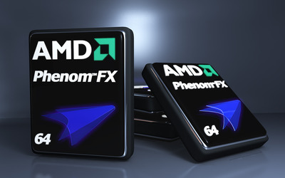 AMD Phenom wallpaper