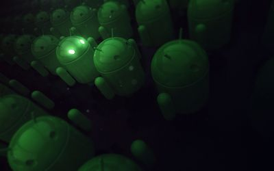 Android army wallpaper