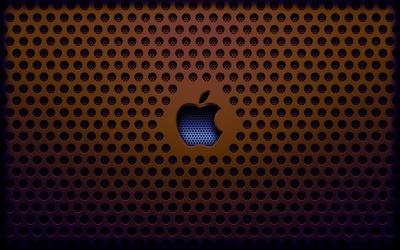 Apple [23] wallpaper