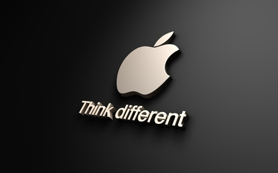 Apple [2] wallpaper