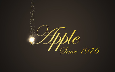 Apple [91] wallpaper