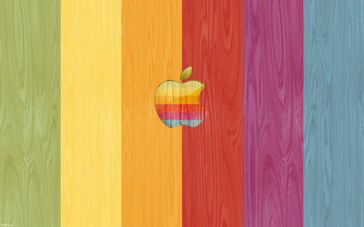 Apple [27] wallpaper