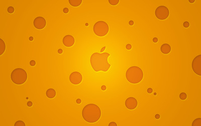Apple [116] wallpaper