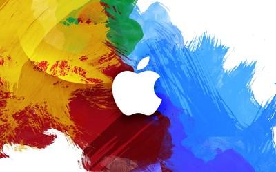 Apple [67] wallpaper