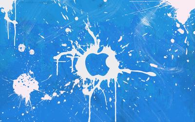 Apple [123] wallpaper