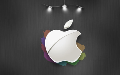 Apple [78] wallpaper