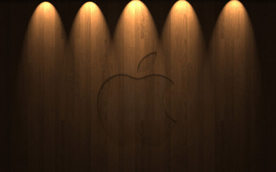 Apple [153] wallpaper