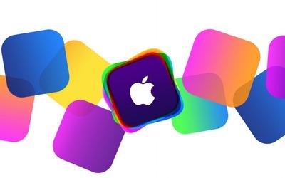 Apple [132] wallpaper