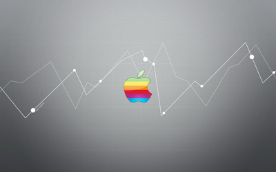 Apple [97] wallpaper