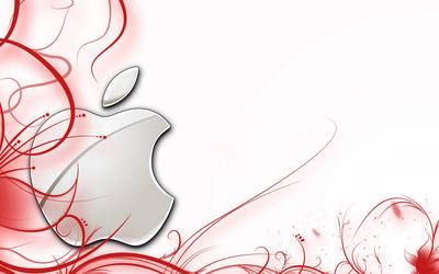 Apple [48] wallpaper