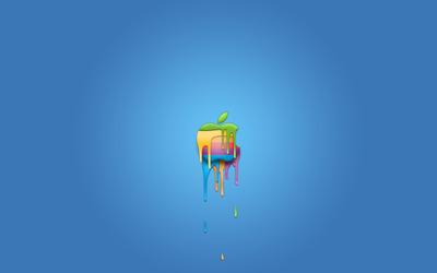 Apple [170] wallpaper