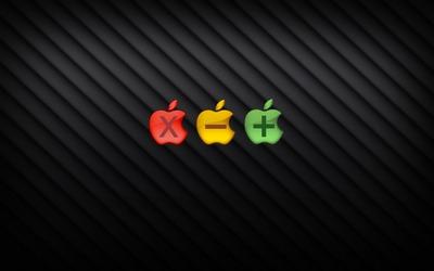 Apple [169] wallpaper