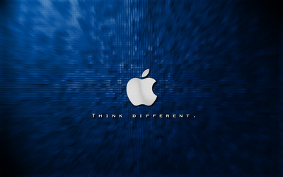 Apple [37] wallpaper