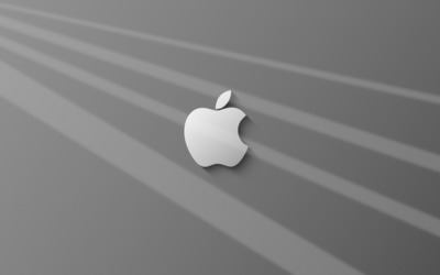 Apple [105] wallpaper