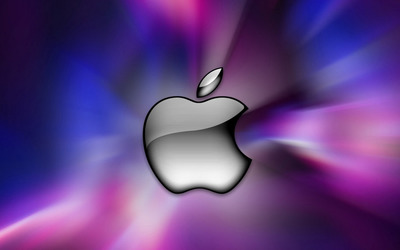Apple logo [2] wallpaper