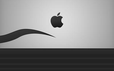 Apple logo [4] Wallpaper