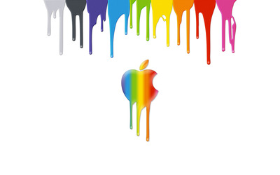Apple logo [6] wallpaper