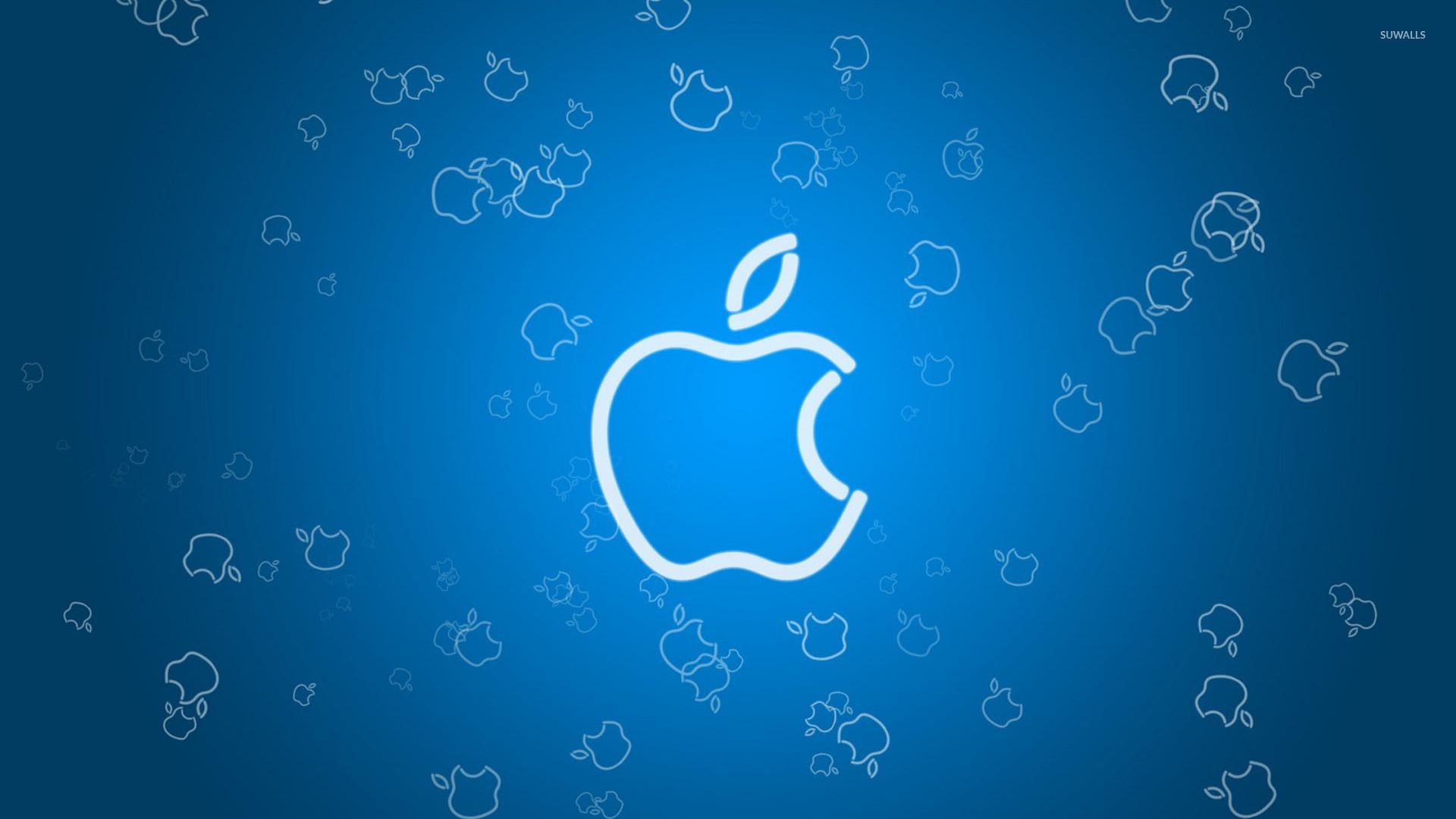 Apple Logo Outline Wallpaper Computer Wallpapers 25996