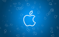 Apple logo outline wallpaper 1920x1080 jpg