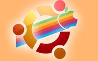 Apple Ubuntu wallpaper 1920x1200 jpg
