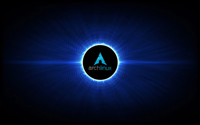 Arch Linux [3] wallpaper