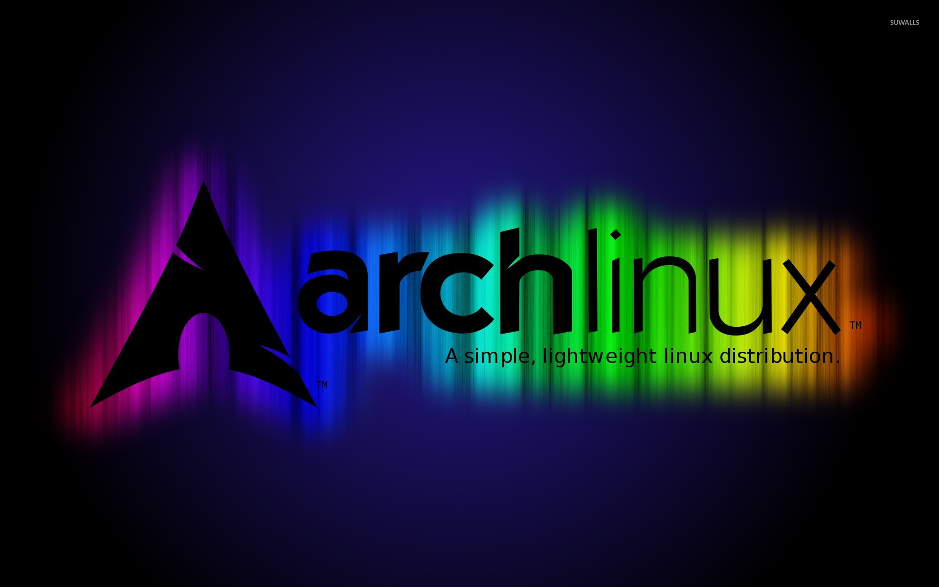 Arch Linux [4] wallpaper - Computer wallpapers - #90