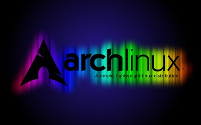 Arch Linux [4] wallpaper