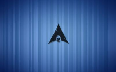 Arch Linux and Gnome wallpaper