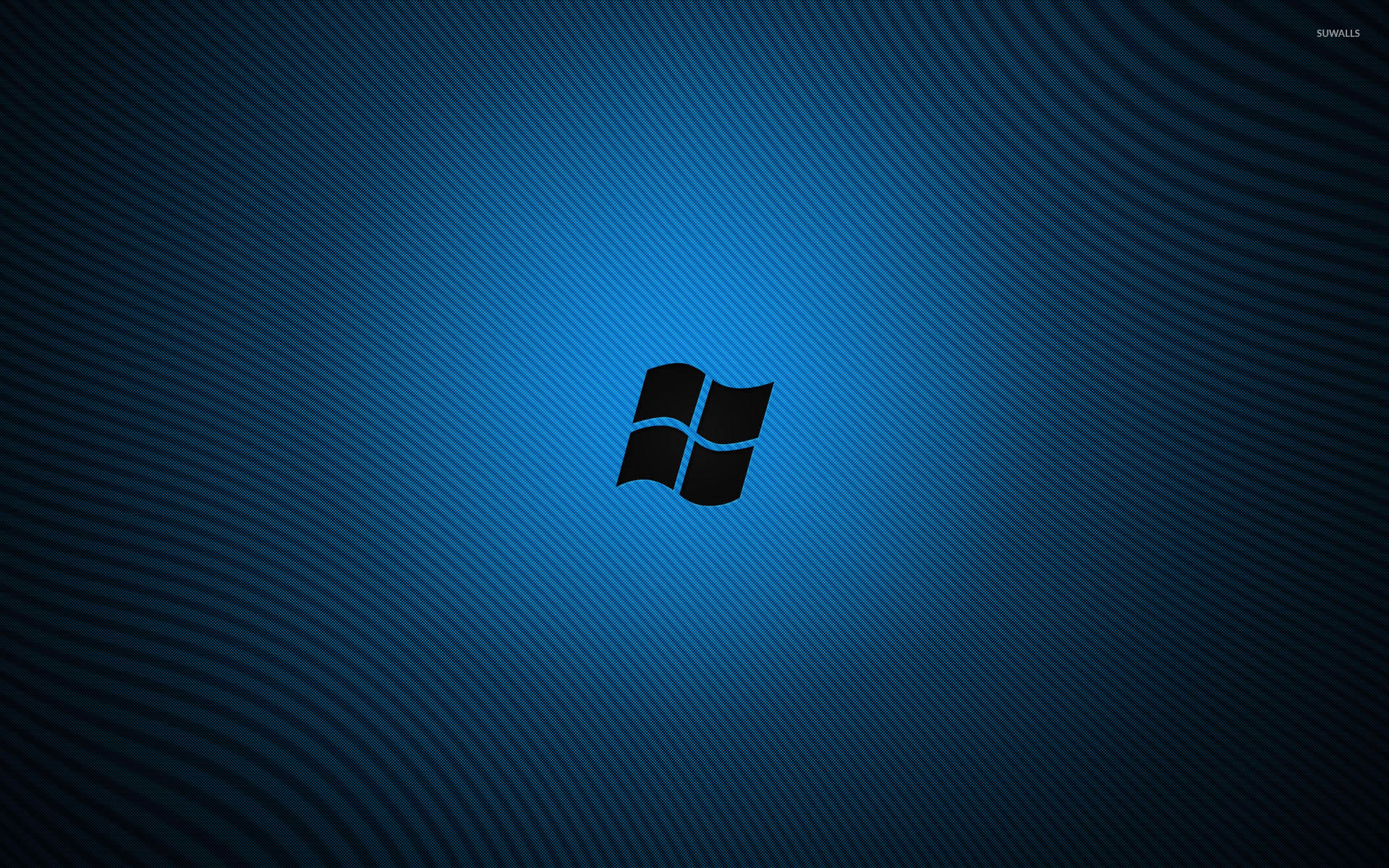 Black Windows Logo Wallpaper Computer Wallpapers 54242