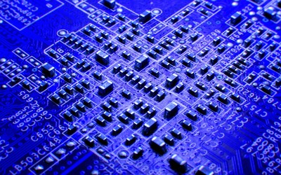 Circuit board [2] wallpaper