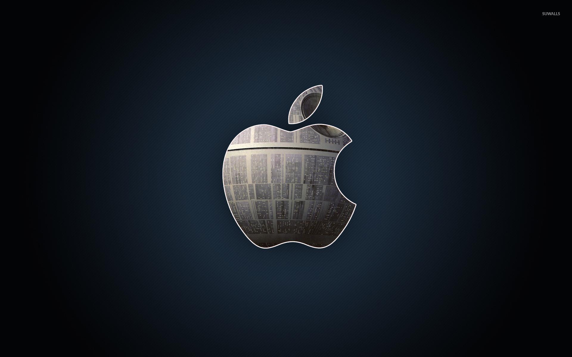 Death Star Apple Wallpaper