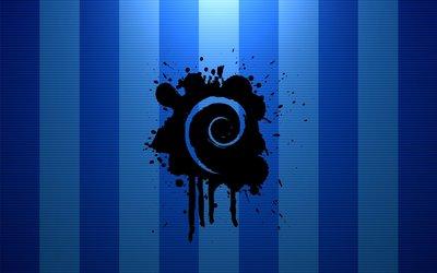 Debian [4] wallpaper