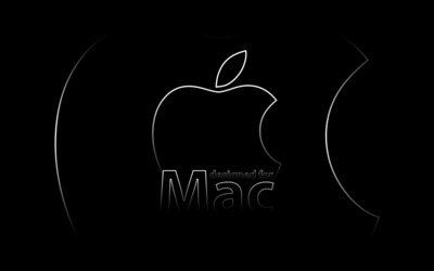 Designed for Mac wallpaper