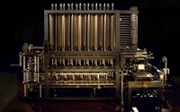 Difference engine wallpaper 2560x1600 jpg