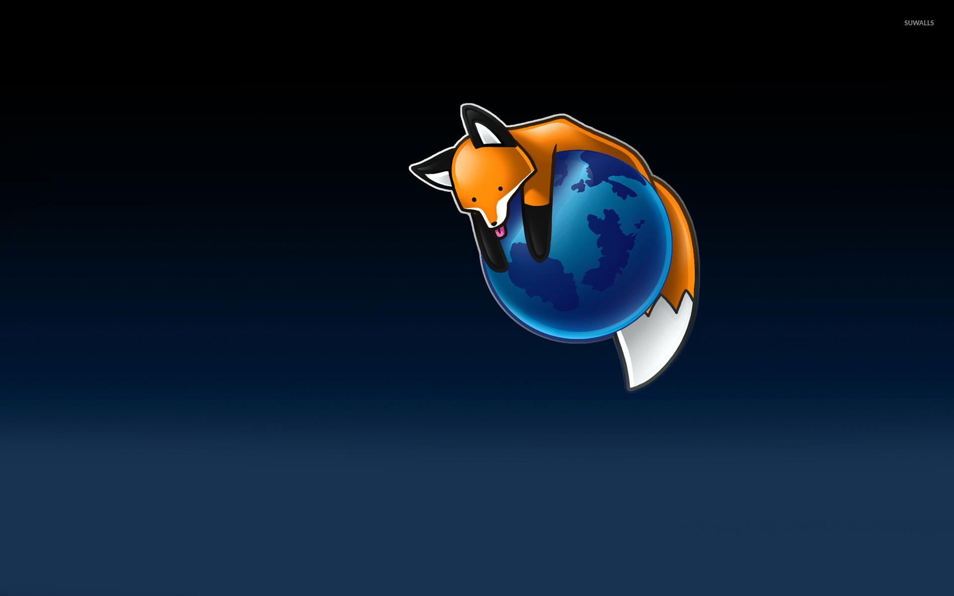 Firefox 5 Wallpaper