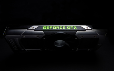 GeForce GTX wallpaper