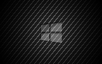 Glass Windows 10 on metal wallpaper 3840x2160 jpg
