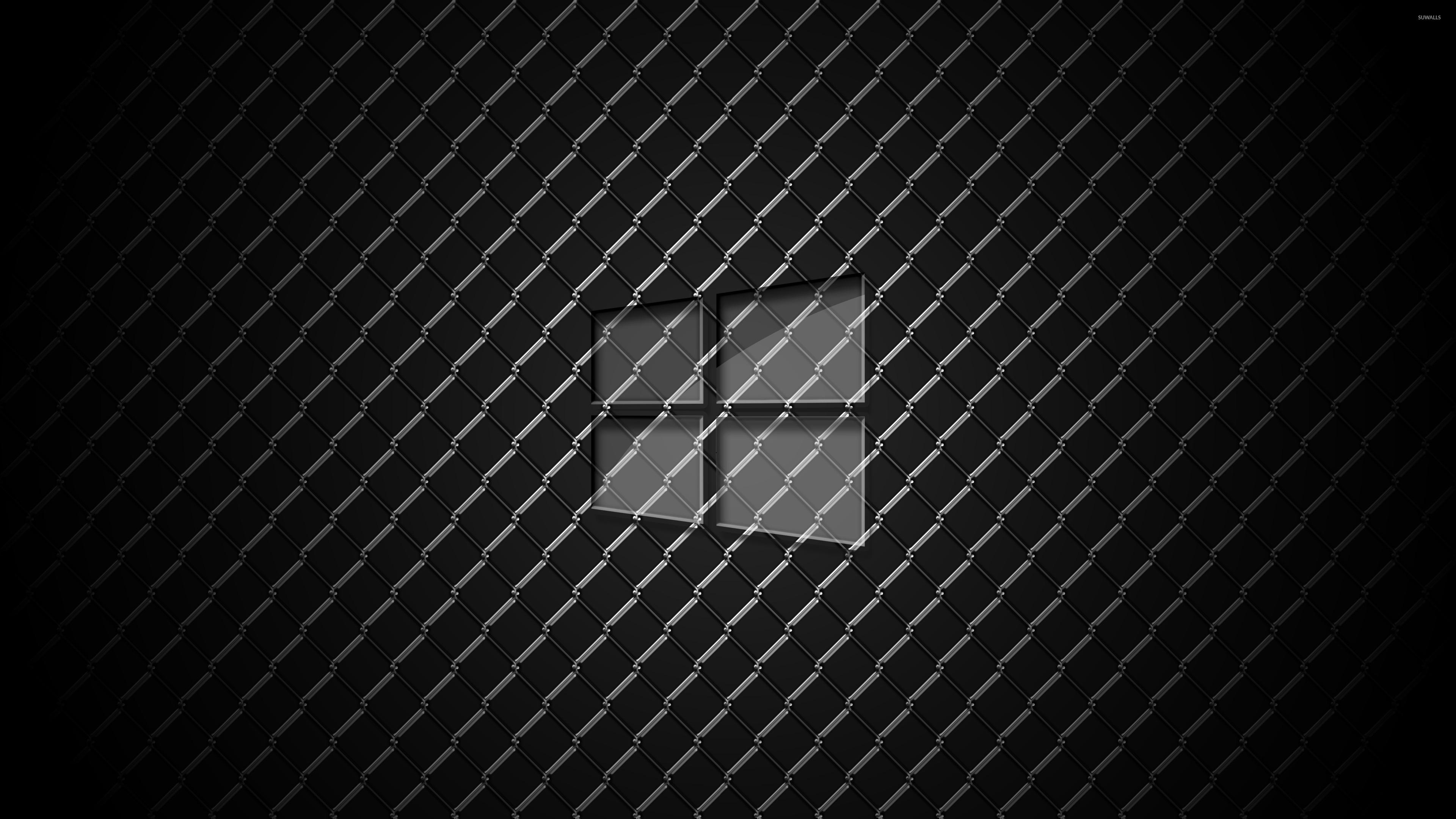 Glass Windows 10 Wallpaper : Glass windows on metal wallpaper computer wallpapers