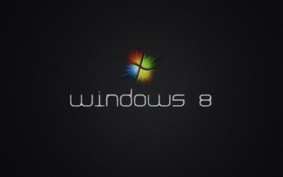 Grainy Windows 8 wallpaper