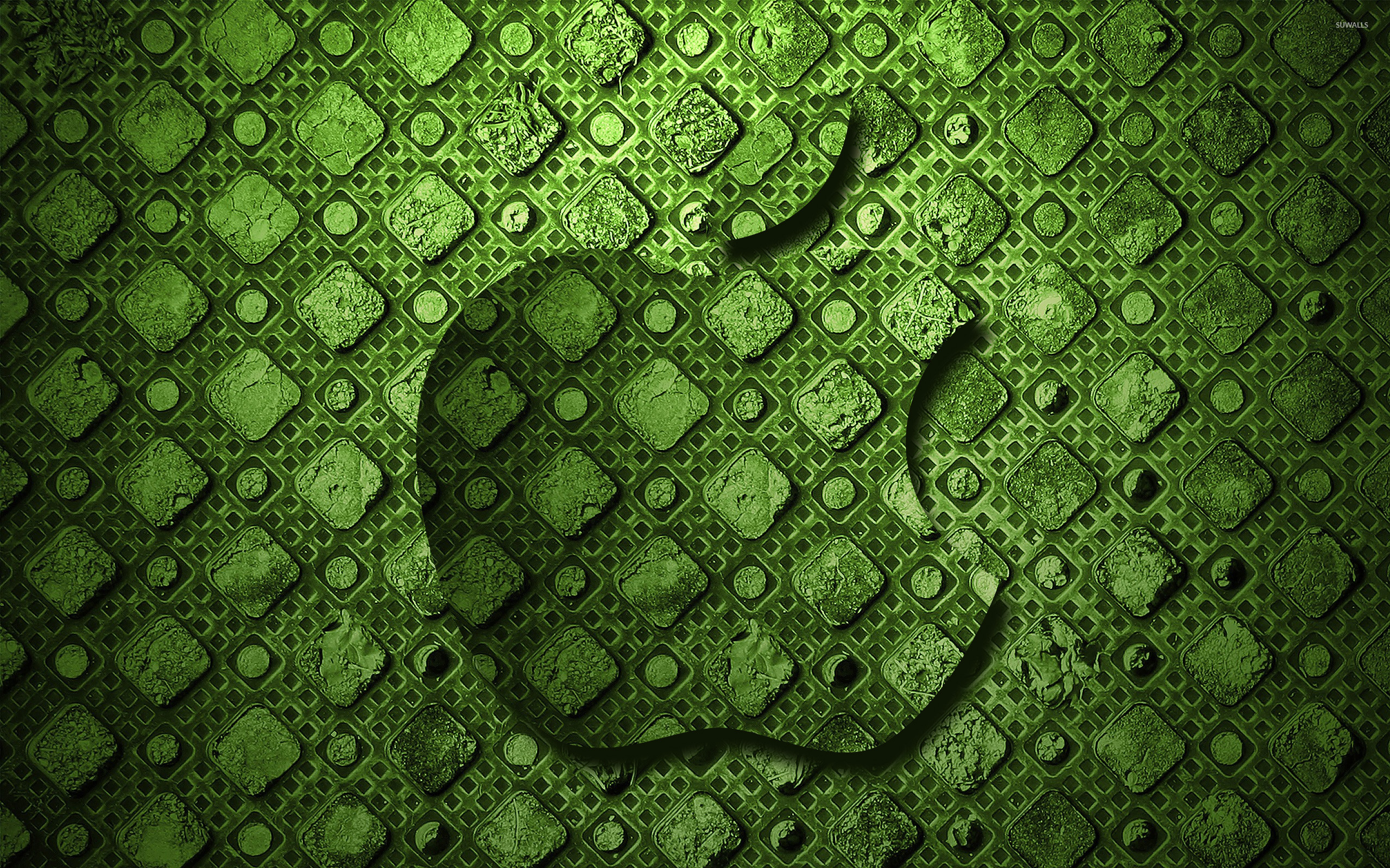Green Apple Wallpapers for a Cool Summer Multy Shades