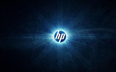 Hp logo [3] wallpaper